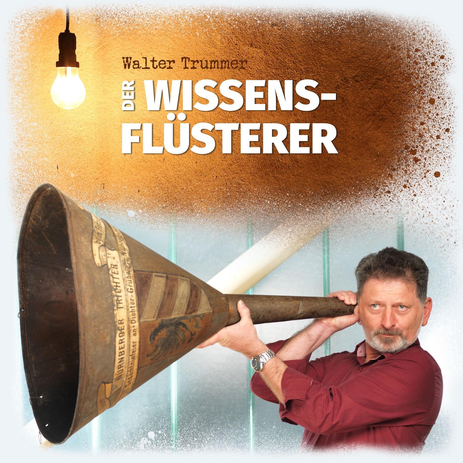 Walter Trummer - Wissensflüsterer und Bildungsexperte